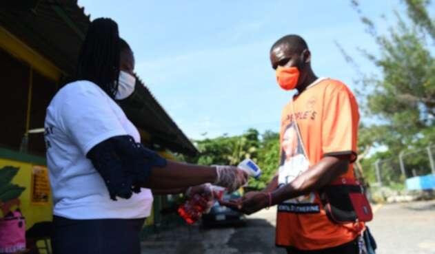 Elecciones en Jamaica en plena pandemia