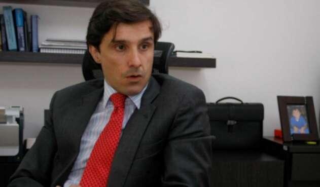 José Miguel De la Calle, exsuperintentende de industria y comercio