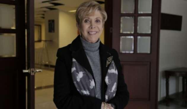 Consuelo Luzardo se contagio de covid-19