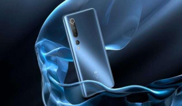 Xiaomi Mi 10, celular alta gama