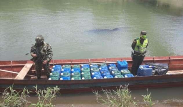 Operativos contra el ELN en Chocó