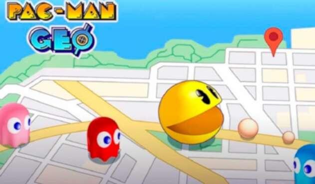 Nuevo juego de Pac Man