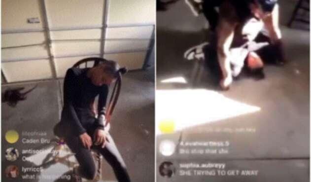 """Padre de Estados Unidos que maltrató a su hija en un video_ """"No me arrepiento"""""""