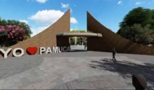 El proyecto ahora se ejecutará en Betulia, según dijo el Gobernador.