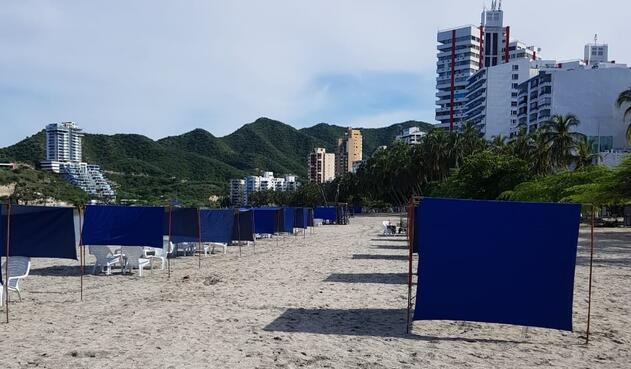 con distanciamiento social y horario para disfrutar de las playas se abrirán nuevamente este 18 de septiembre