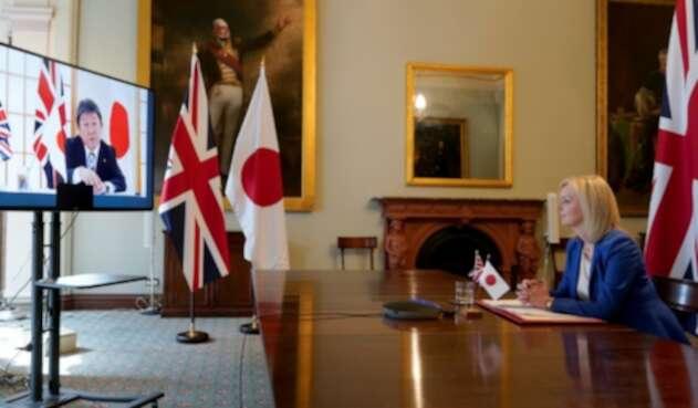 Acuerdo de Reino Unido y Japón posbrexit