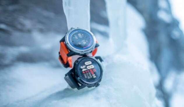 Vertix, reloj inteligente para deportes extremos