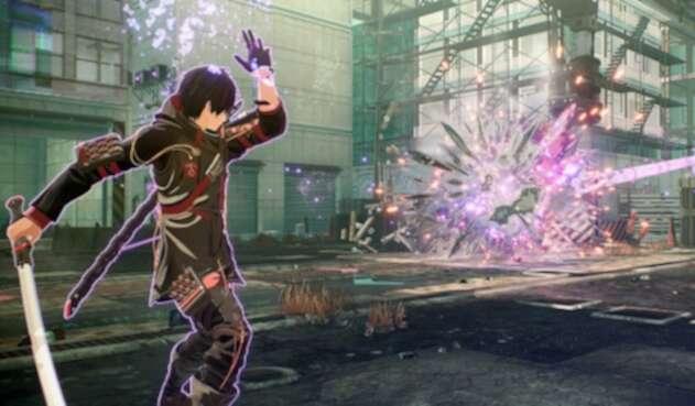 Scarlet Nexus, juego de la nueva generación de consolas