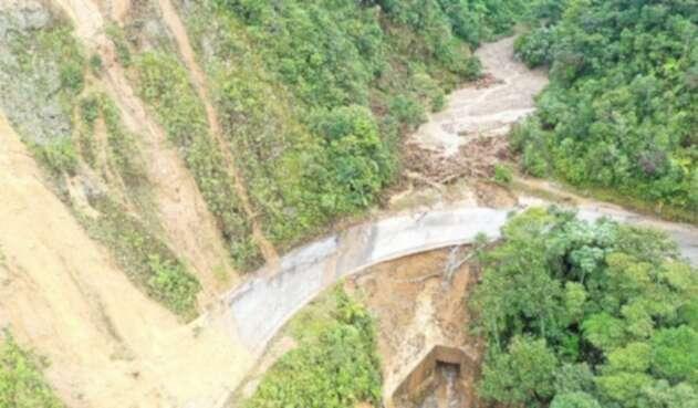 Tres personas fallecidas y cinco municipios afectados en el Huila