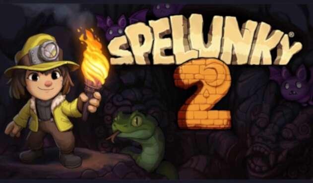Spelunky 2, videojuego de calabozos