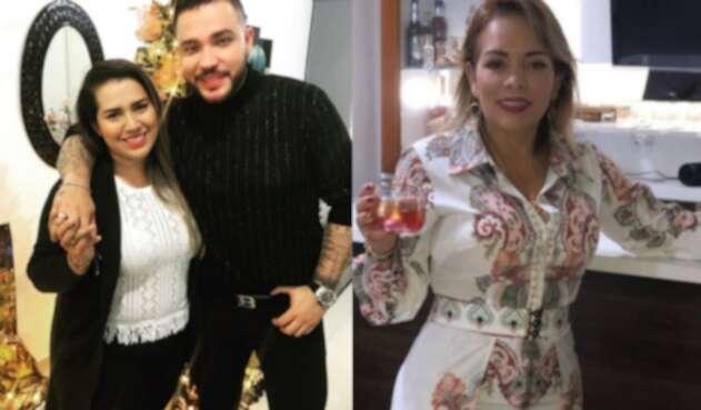 Tatiana Uribe y Sandra Barrios