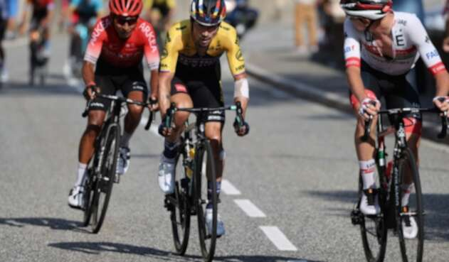 Nairo Quintana en Tour de Francia 2020