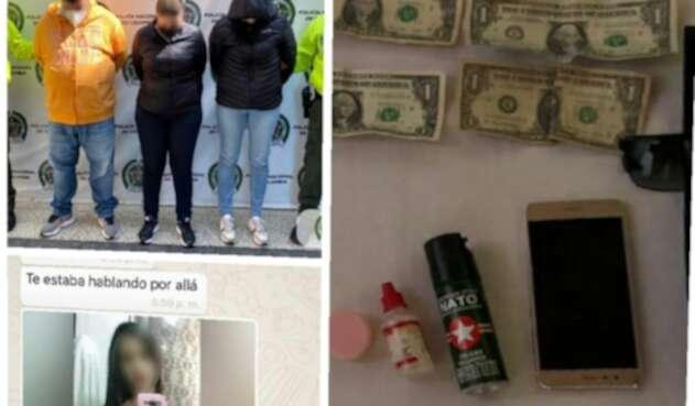 "Las ""toxicas"" drogaban a turistas extranjeros en Medellín para robarles"