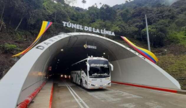 Túnel de La Línea - Archivo Jéssica Arias