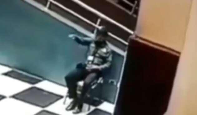 Vigilante Barranquilla