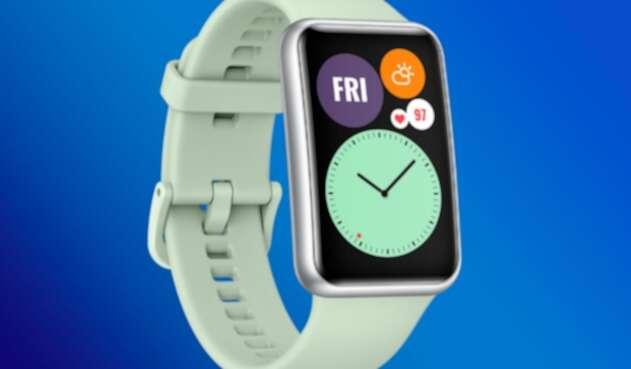 Watch Fit, nuevo smartwatch de Huawei