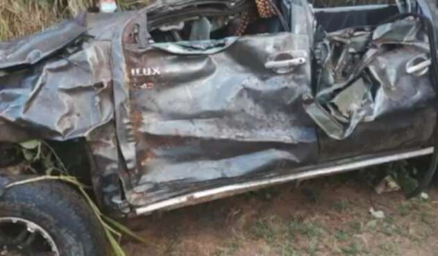 Estado en el que quedó el vehículo accidentado