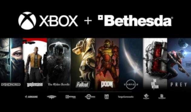Xbox adquiere Bethesda