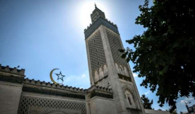 Mezquita en París, Francia