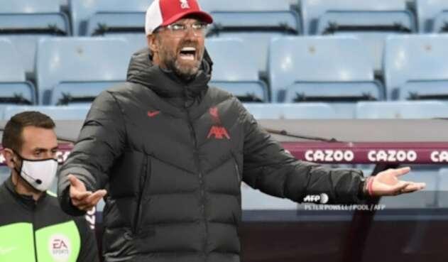 Jurgen Klopp - Liverpool 2020