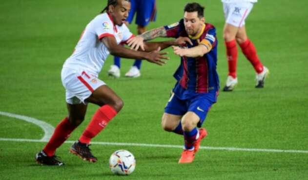 Barcelona Vs. Sevilla - Lionel Messi