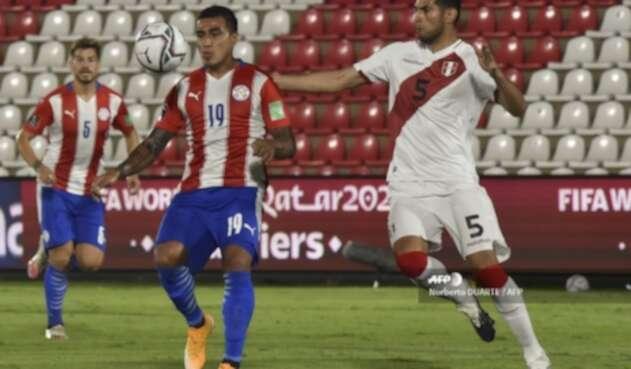 Paraguay Vs. Perú - Eliminatoria