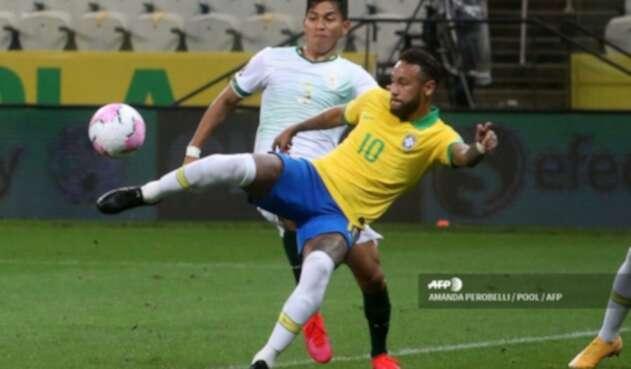 Selección Brasil - Neymar