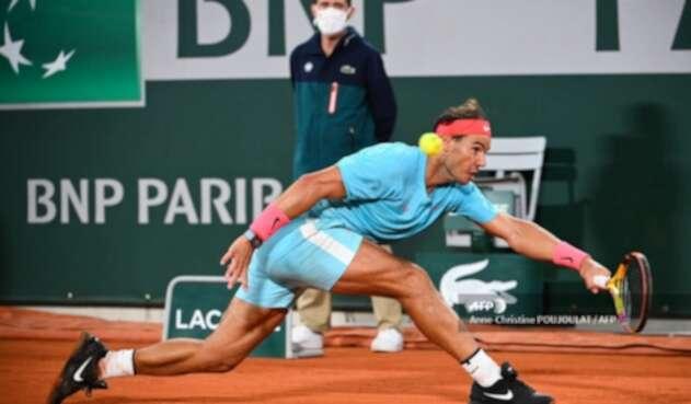 Rafael Nadal, ganador de Roland Garros