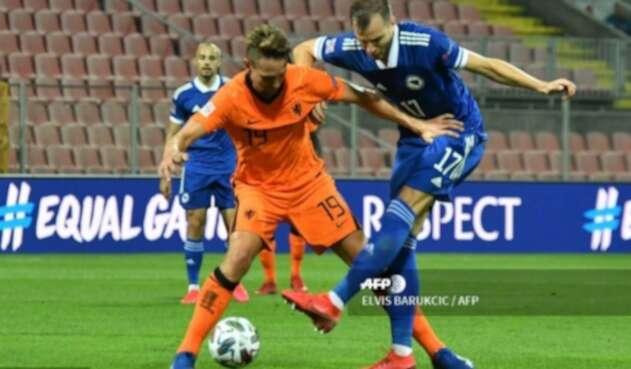 Los Países Bajos igualaron en la Liga de las Naciones