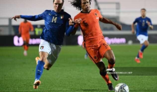 Países Bajos - Italia