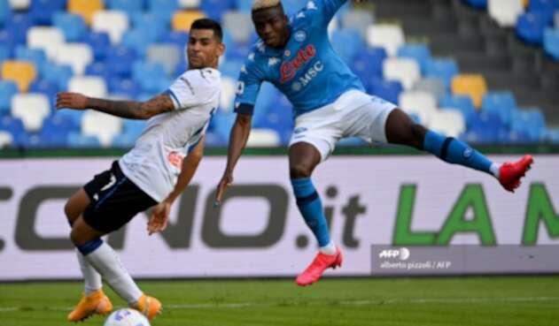 Napoli vs Atalanta, Serie A