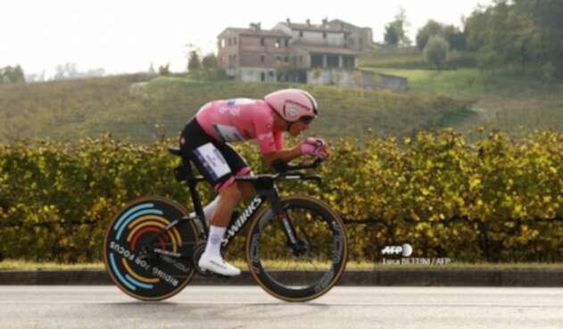 Joao Almeida, Giro de Italia