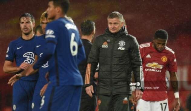 Manchester United Vs. Chelsea - Premier League