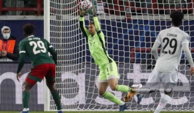 Bayern Múnich Vs. Lokomotiv