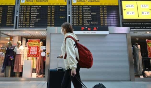 Reapertura de aeropuertos