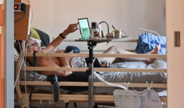 Alain Cocq, hombre que insiste en dejarse morir ante enfermedad incurable