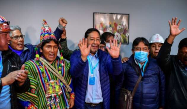 Luis Arce ganó las elecciones presidenciales de Bolivia