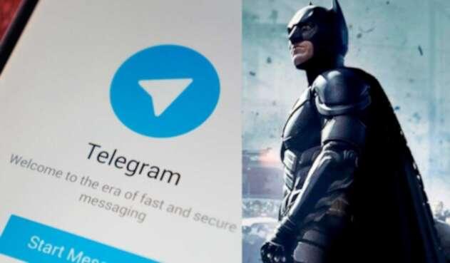 Telegram y su 'modo Batman'
