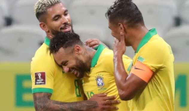 Selección de Brasil - Neymar