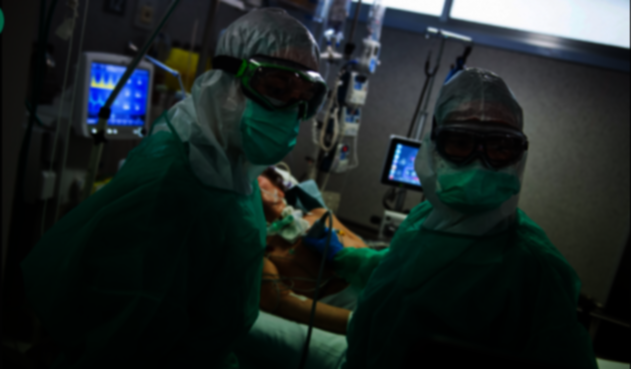 Coronavirus en España - pacientes contagiados