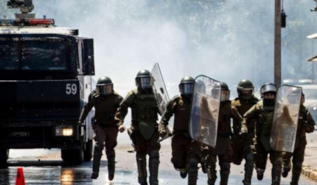 Se desató una nueva polémica que involucra a la policía chilena.