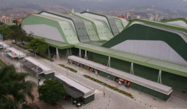 Coliseos deportivos en Medellín
