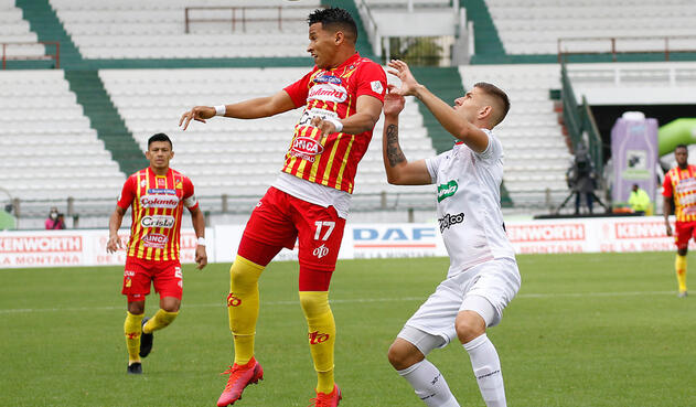 Once Caldas Vs. Pereira - Liga Betplay