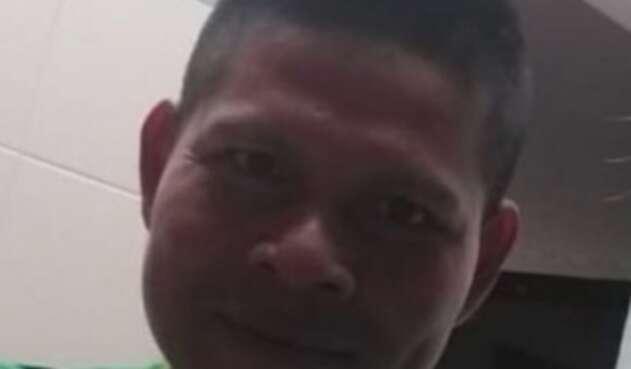 Uriel Valencia Ochoa, excombatiente de las Farc