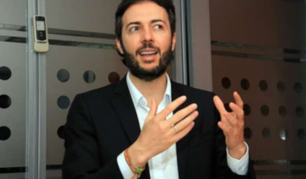 Daniel Quintero, alcalde de Medellín.