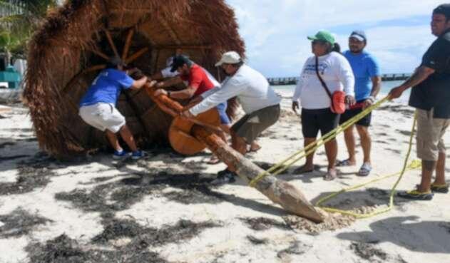 México se prepara para llegada de Huracán Delta