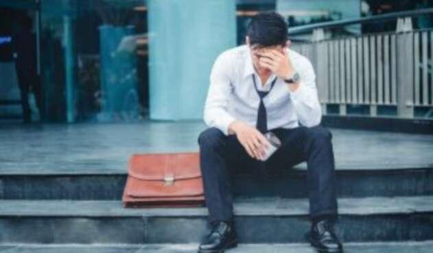 Desempleo - Imagen referencial