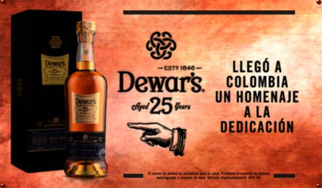 Dewar's es un whisky que nació en 1846 en un pequeño pueblo de Escocia y que ahora es el escocés blended más galardonado del mundo.