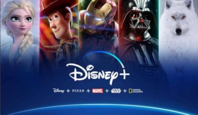Servicios de Disney +