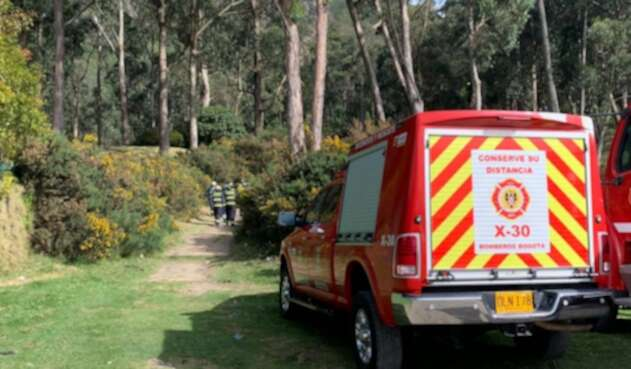 Tres personas cayeron a un barranco en caminata ecológica